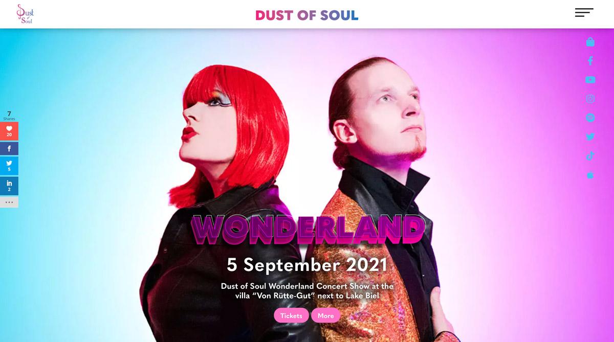 Dust of Soul Opera/Pop